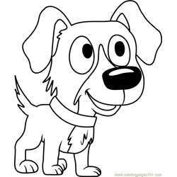 Pound Puppies Chip