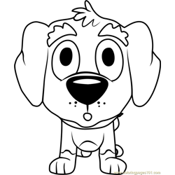 Pound Puppies Corky