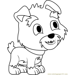 Pound Puppies Humphrey