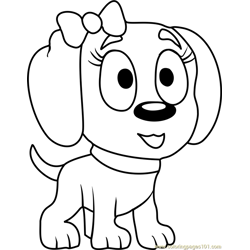 Pound Puppies Nutmeg