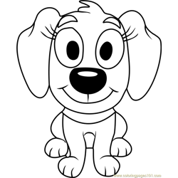 Pound Puppies Piper