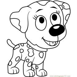 Pound Puppies Roxie