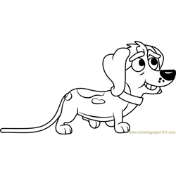 Pound Puppies Schleppy