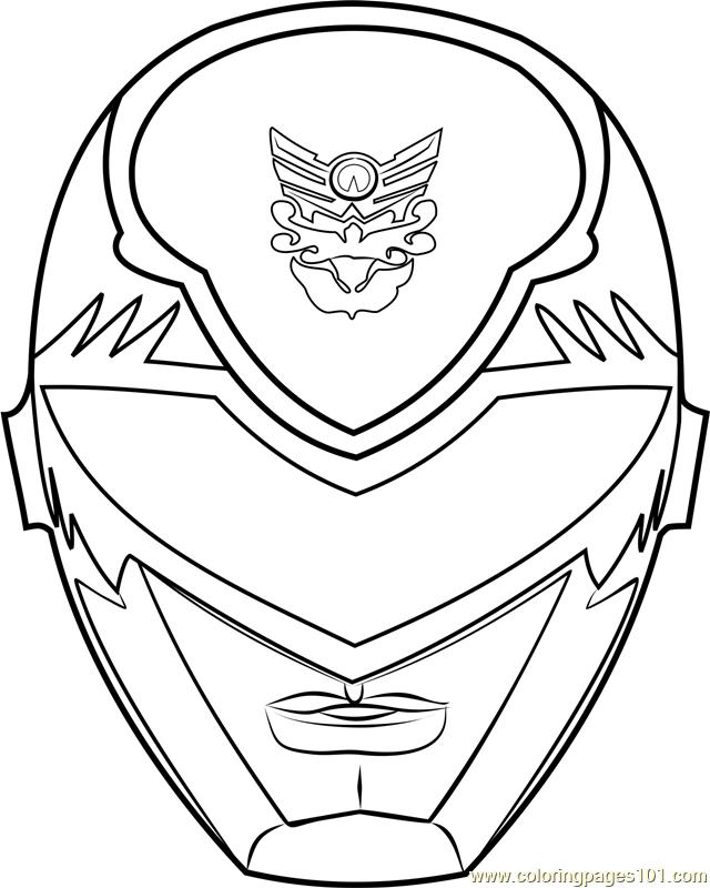 It is an image of Power Ranger Mask Printable regarding mascara