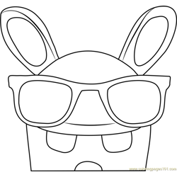 Cool Rabbid