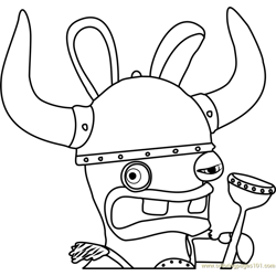 Rabbid Viking