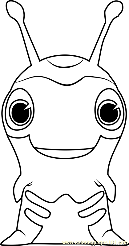 Frightgeist Coloring Page