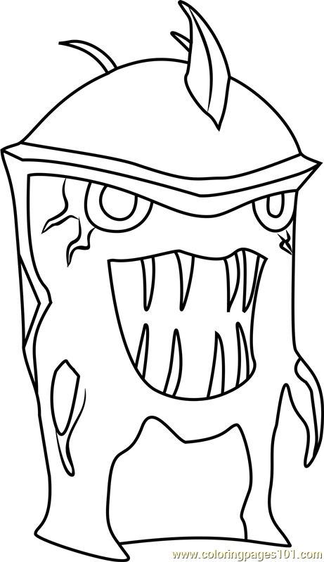 Slugterra Coloring Pages Black And White Sketch Coloring Page