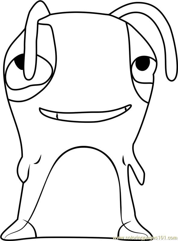 Old Timer Coloring Page Free