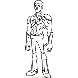 Will Shane coloring page