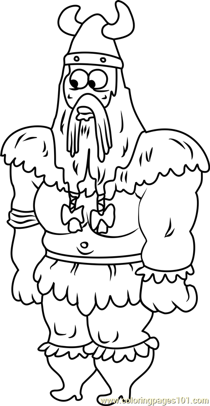 Gordon Coloring Page