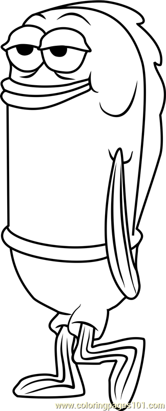 Nat Peterson Coloring Page Free