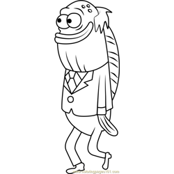 What Zit Tooya Free Coloring Page for Kids