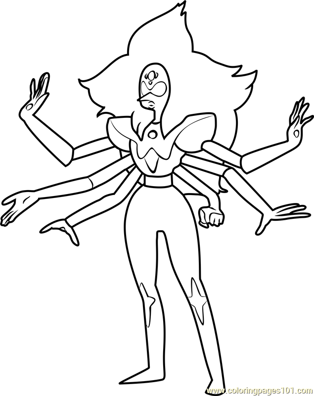 alexandrite steven universe without glasses