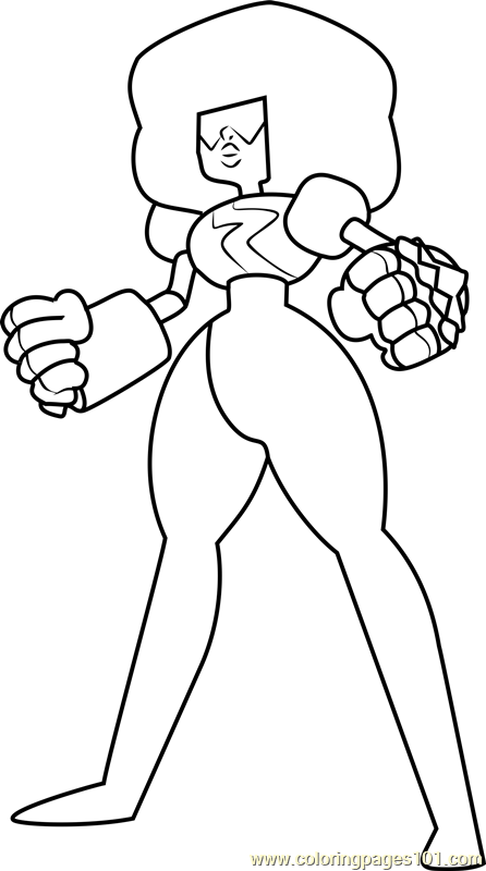 Full Size Of Steven Universe Coloring Pages Online - Desenho Para ... | 800x446