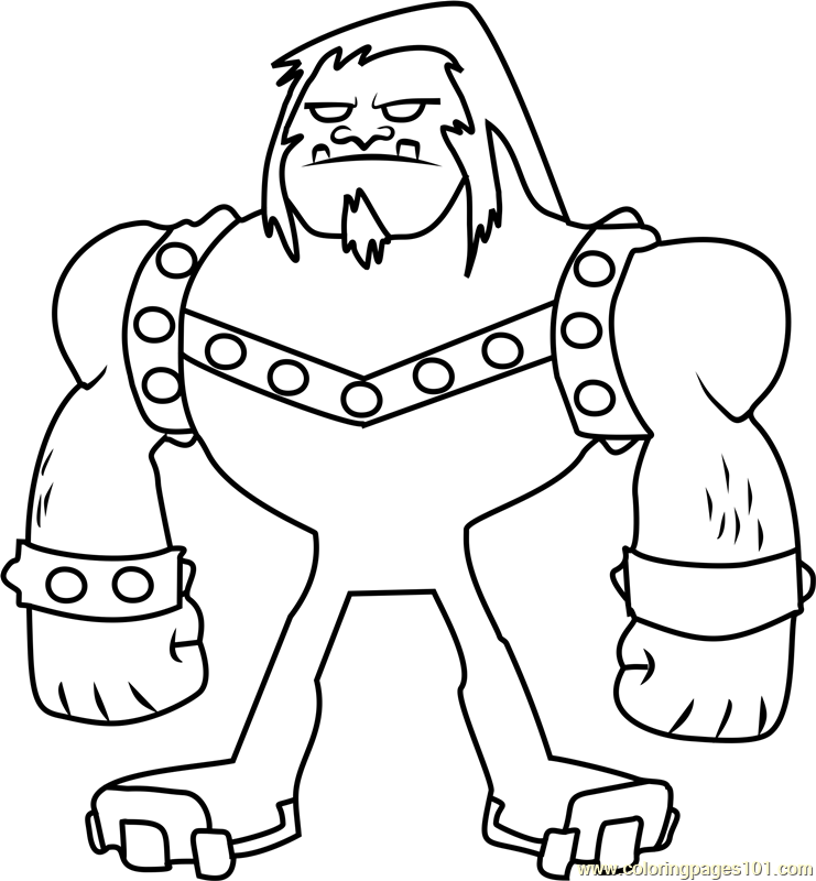 Mammoth Coloring Page Free Teen Titans Go Coloring Pages