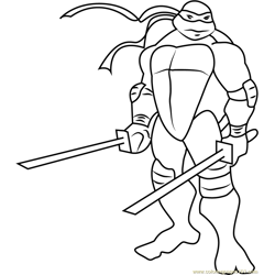 Leo Free Coloring Page for Kids
