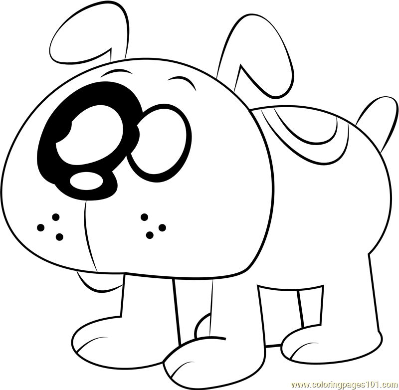 Charles Coloring Page - Free The Loud House Coloring Pages :  ColoringPages101.com