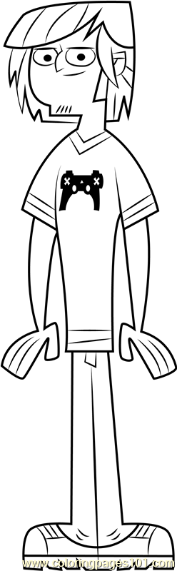 Lorenzo Coloring Page
