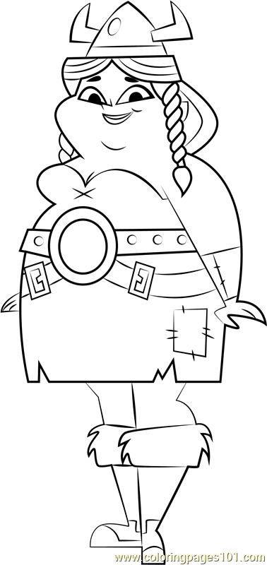 Tammy Coloring Page