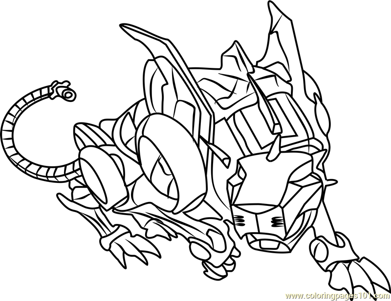 Voltron Legendary Defender In Coloring Pages: Free Voltron: Legendary Defender