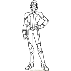Coran Free Coloring Page for Kids