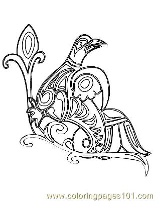 Celtic027 Coloring Page