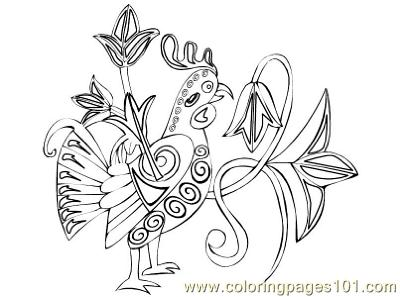 Celtic078 Coloring Page