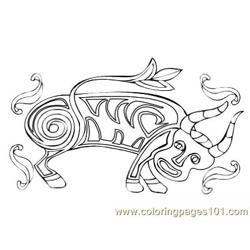 Celtic072 coloring page