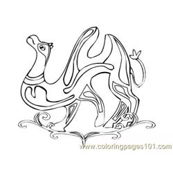 Celtic074 coloring page