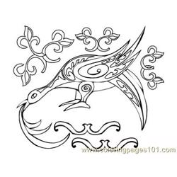 Celtic083 coloring page