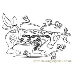 Celtic086 coloring page