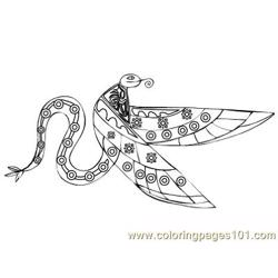 Celtic087 coloring page