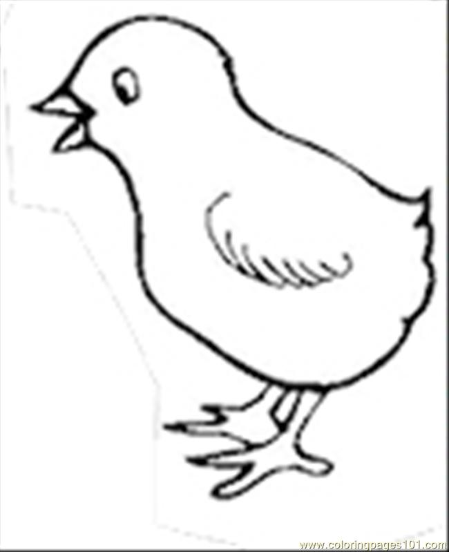 Colorchickth Coloring Page