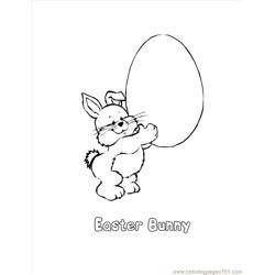Unny Coloring Page Source Aex