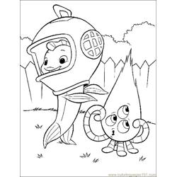 001 Chicken Little 64 Free Coloring Page for Kids