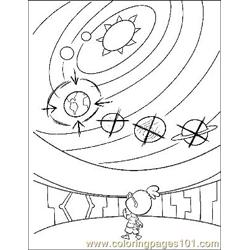 Chicken Little 6 coloring page