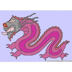 Photo Chinese Dragon Dl11041