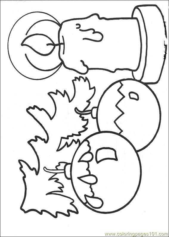 Christmas 102 Coloring Page