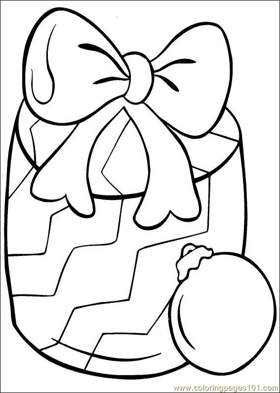 Christmas 178 Coloring Page