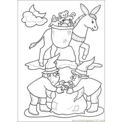 Christmas 57 Free Coloring Page for Kids