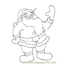 Christmas 81 coloring page