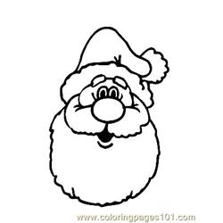 Christmas 95 Free Coloring Page for Kids