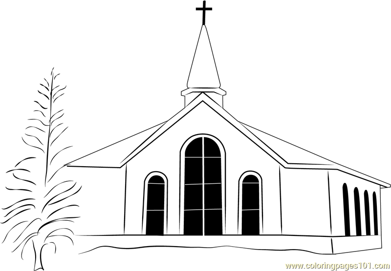 Church and Non Profit Litigation Coloring Page