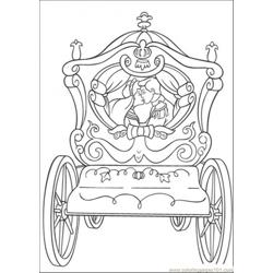 Cinderellas Wedding Cart