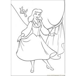 Cinde Coloring Pages For Kids Download Category Printable Coloring Pages Coloringpages101 Com