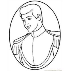 Ing Cinderella Coloring Pages