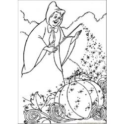 O Make Her Cart Coloring Page