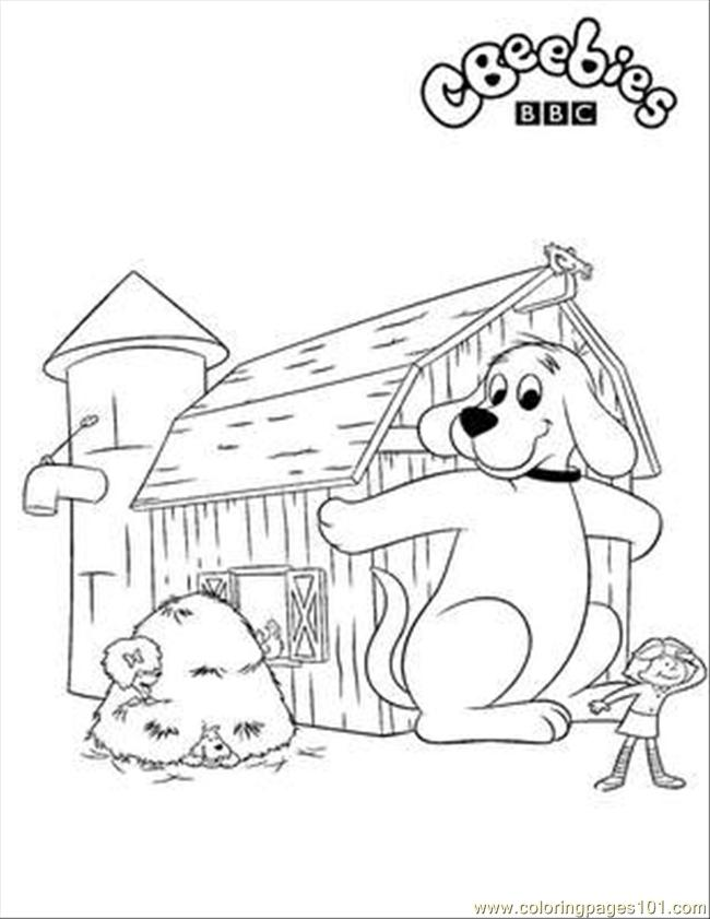 ford largeprint hide and seek coloring page
