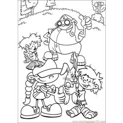 Kids Next Door 001 (18) coloring page